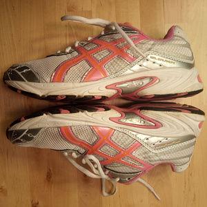 Asics Gel Galaxy 4 Running Shoe Women 8 *Youth 6